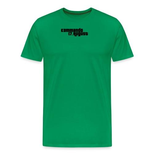 kommando pricedown - Männer Premium T-Shirt