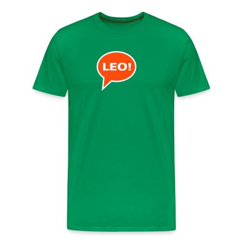 leo - Männer Premium T-Shirt