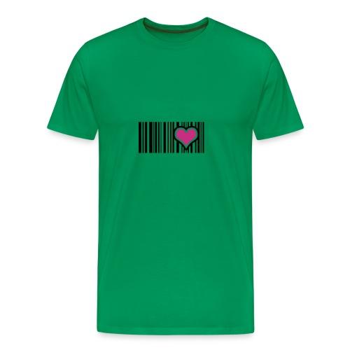 Love Capitalism - Männer Premium T-Shirt