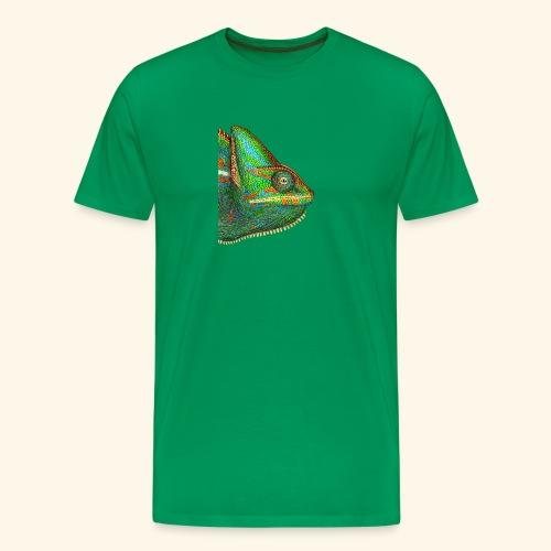 Chamäleon - Männer Premium T-Shirt