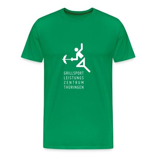Grillsport Leistungszentrum - Männer Premium T-Shirt