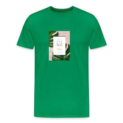 Tassony manifesto - canotta - Maglietta Premium da uomo