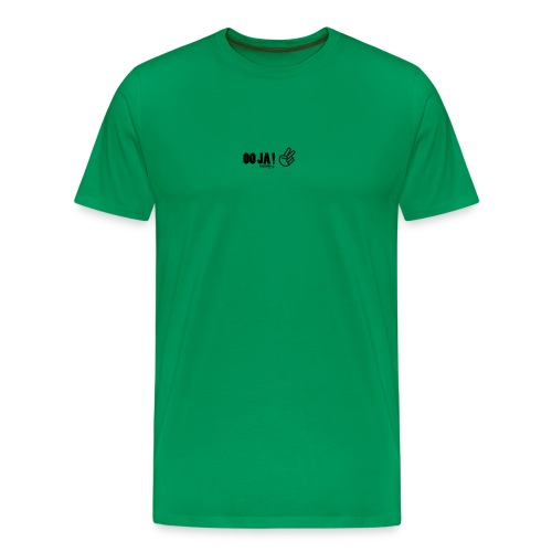 oo ja chop - Premium-T-shirt herr