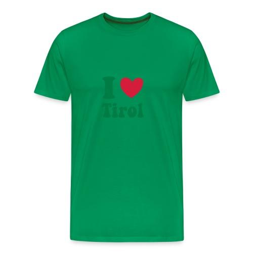 ilovetirol - Männer Premium T-Shirt