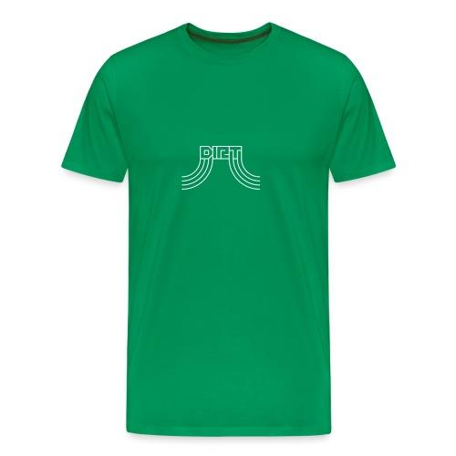 DIRT Logo - Männer Premium T-Shirt