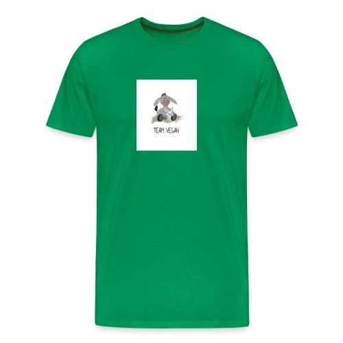 Esel Hase - Männer Premium T-Shirt