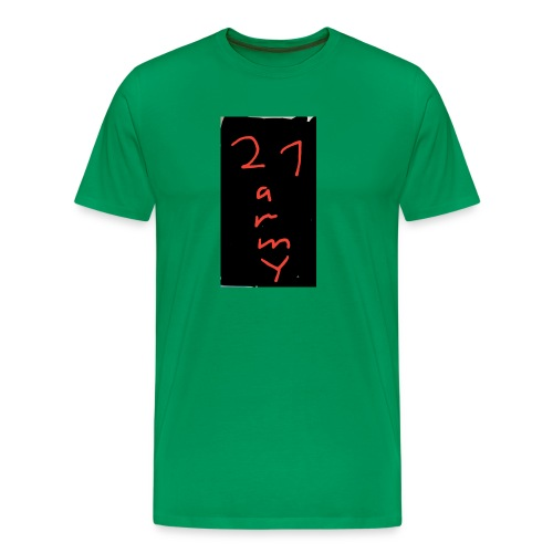 #21 army - Männer Premium T-Shirt