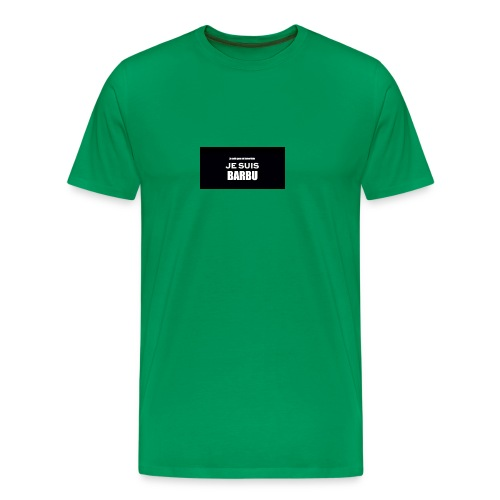 je suis barbu - T-shirt Premium Homme