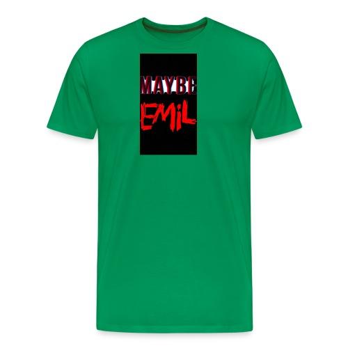 Maybe emil - Premium-T-shirt herr