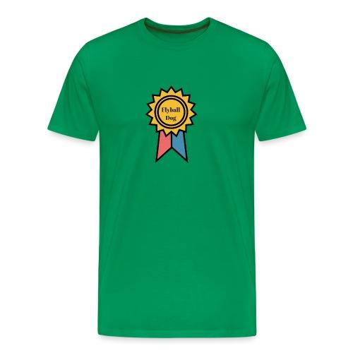 FlyballDog - Men's Premium T-Shirt
