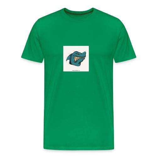 requin mascotte weelax - T-shirt Premium Homme