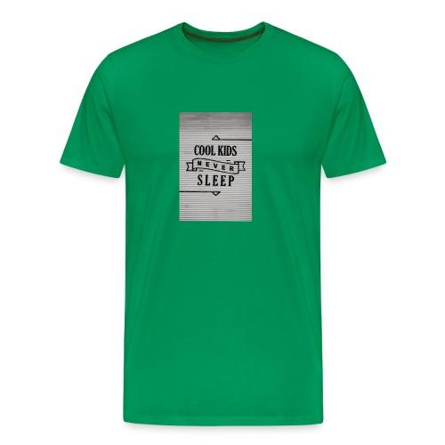 TT_Cool Kids - Men's Premium T-Shirt