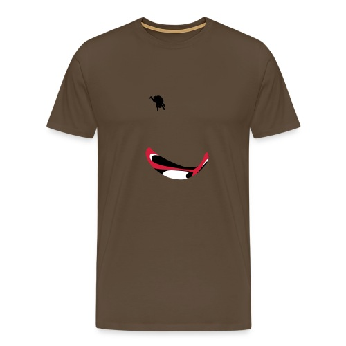 Paraglider Acro - Men's Premium T-Shirt