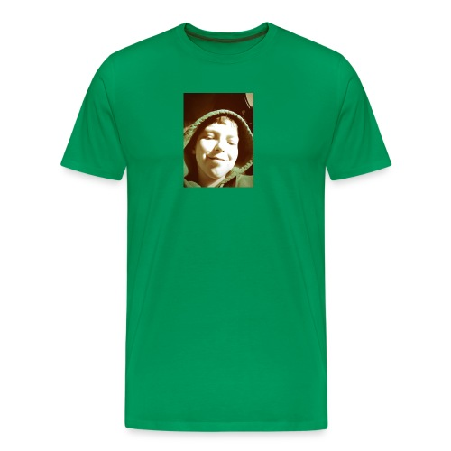 mooie cap erg in - Mannen Premium T-shirt
