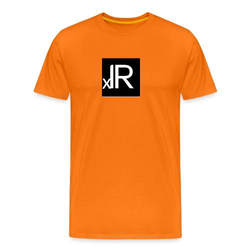 xIR - Miesten premium t-paita
