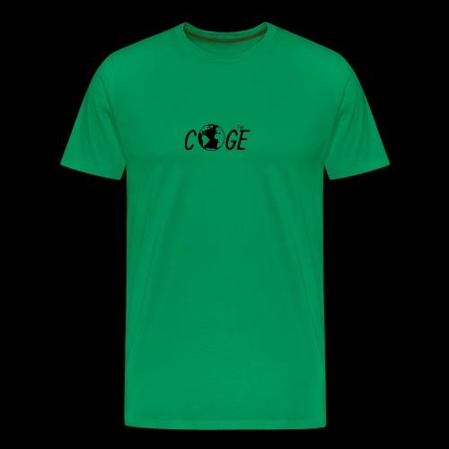 Coge - Premium T-skjorte for menn