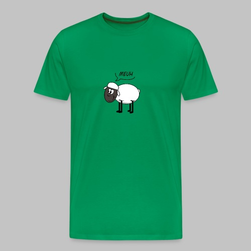 Meuh - Men's Premium T-Shirt