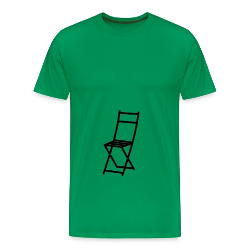 Klappstuhl - Männer Premium T-Shirt