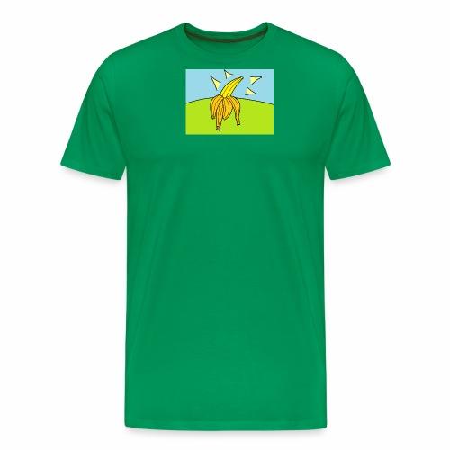 BanniBanaani - Miesten premium t-paita