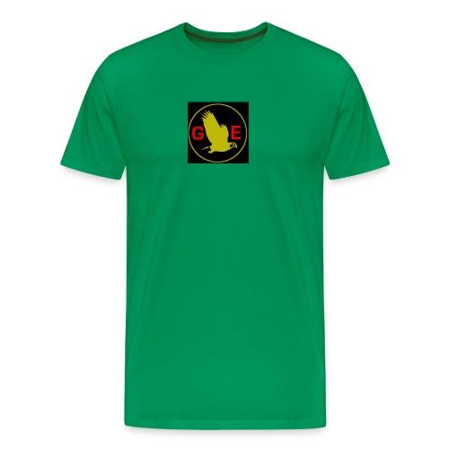 GERMAN EAGLES GHOSTS - Männer Premium T-Shirt