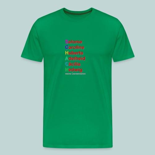 damennamen_altmodisch - Männer Premium T-Shirt