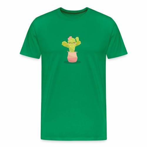 cactus 1 - Camiseta premium hombre