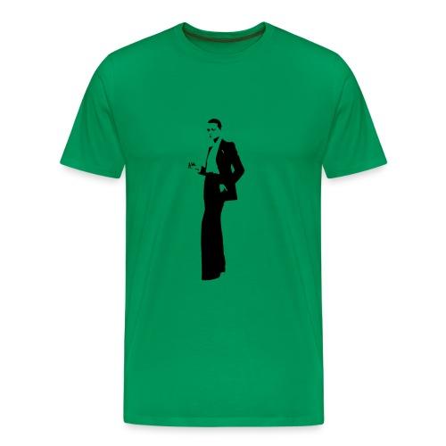 donlogo - Männer Premium T-Shirt