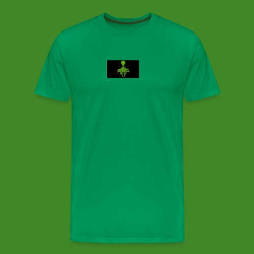 Green spiderman - Men's Premium T-Shirt