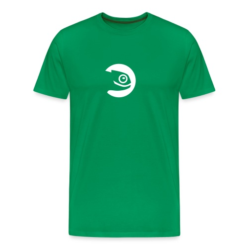 openSUSE woman shirt - Men's Premium T-Shirt