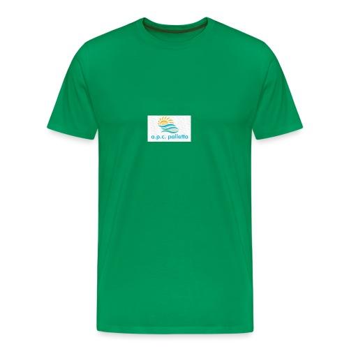 a.p.c. paletta - Maglietta Premium da uomo