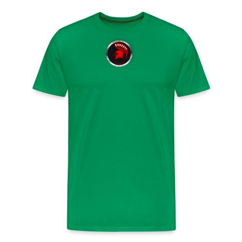 sparta gym street workout atdpf fr png - T-shirt Premium Homme