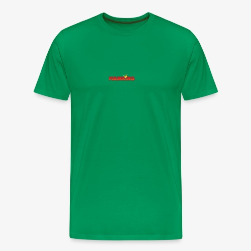 Mainking Knuffelhaas - Mannen Premium T-shirt