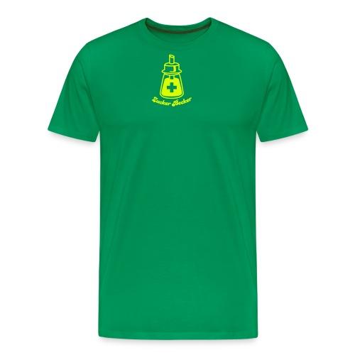 zuckerbeckerklein - Männer Premium T-Shirt