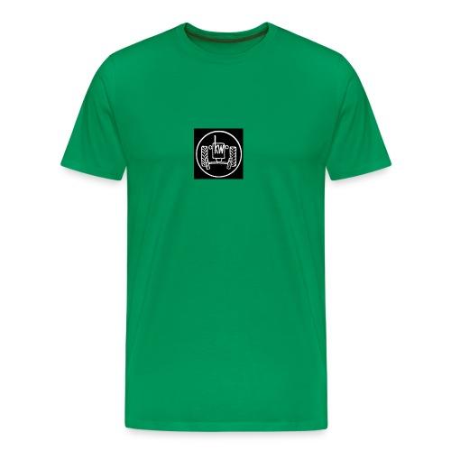 traktor-stempel - Männer Premium T-Shirt