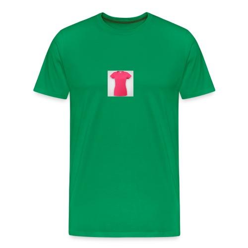t-1 - Camiseta premium hombre