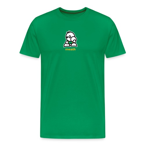 artwork meath footballer - Men's Premium T-Shirt