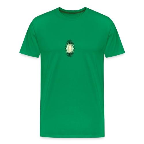 TherealWindowflower - Premium T-skjorte for menn