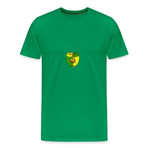 Valla Verde - Männer Premium T-Shirt
