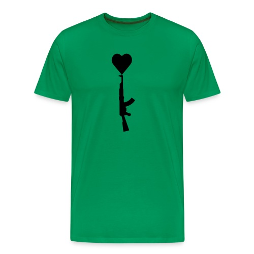 Love is the answer - T-shirt Premium Homme