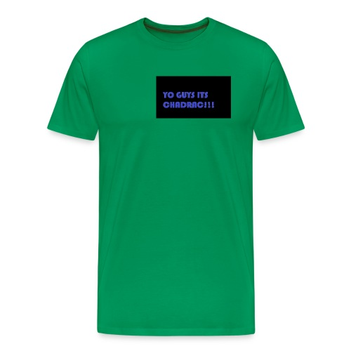 YO GUYS png - Men's Premium T-Shirt