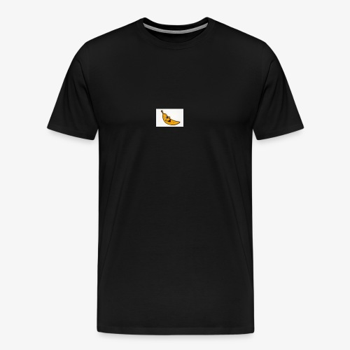 Bananana splidt - Herre premium T-shirt