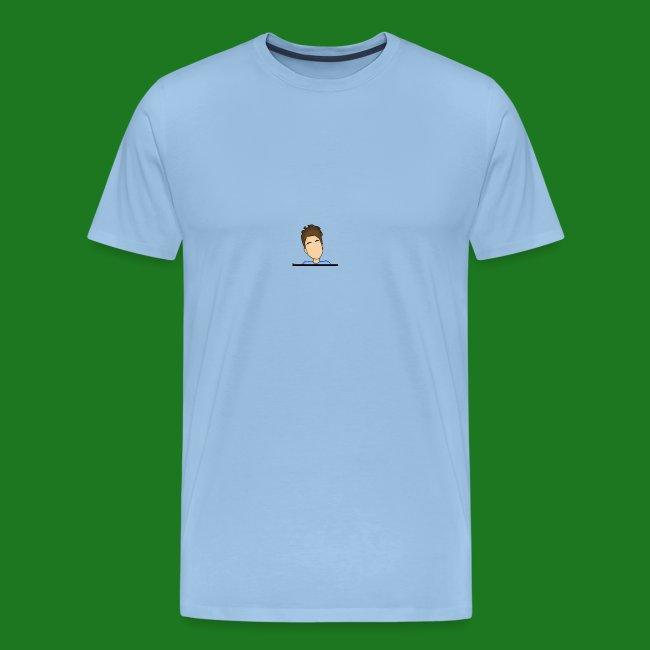 Vrouwen t-shirt cartoon Lewis