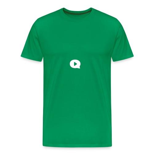 VVV-BUBBLE - Männer Premium T-Shirt
