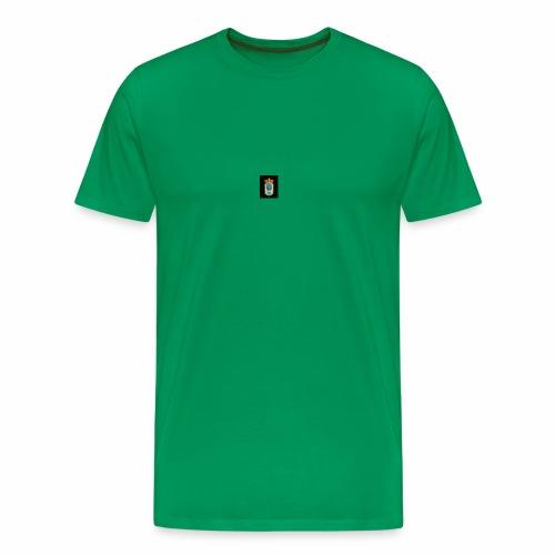 logo animado real oviedo para mo viles - Camiseta premium hombre