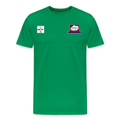 tiLLYS CUP LOGO png - Men's Premium T-Shirt