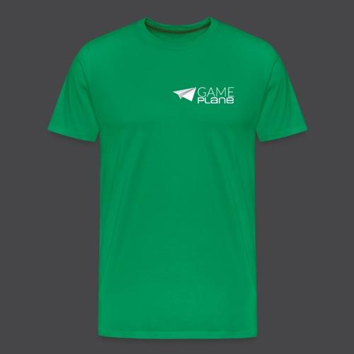Gameplane Logo - Männer Premium T-Shirt