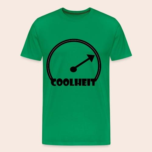 coolheit - Männer Premium T-Shirt