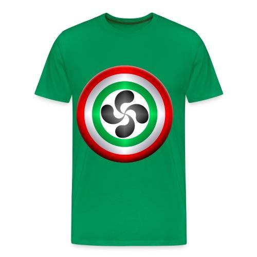 LAUBURU EUSKADI - Camiseta premium hombre
