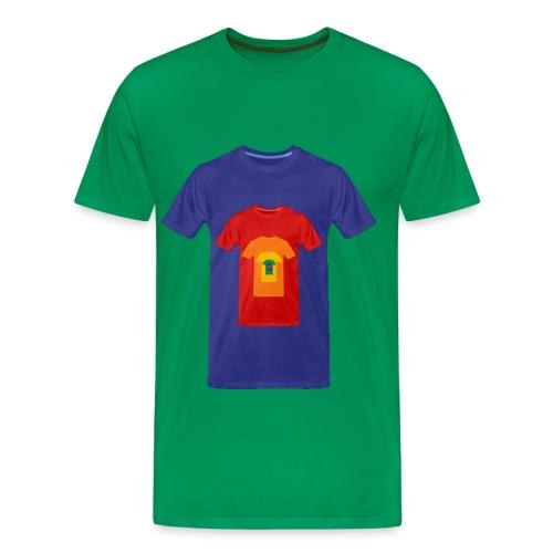 T-shirt Premium Vert - T-shirt Premium Homme