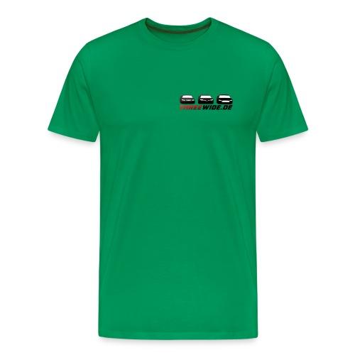 Threewide - Männer Premium T-Shirt